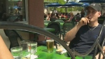 City councilors consider banning smoking on patios