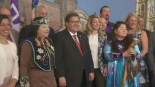coderre, indigenous people