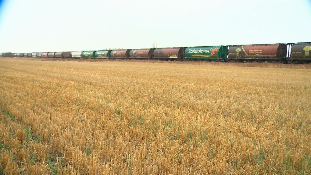 grain trains