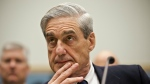 Then-FBI Director Robert Mueller listens as he testifies on Capitol Hill in Washington on June 13, 2012. (AP / J. Scott Applewhite)