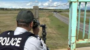 TransCanada Highway - May long weekend speed