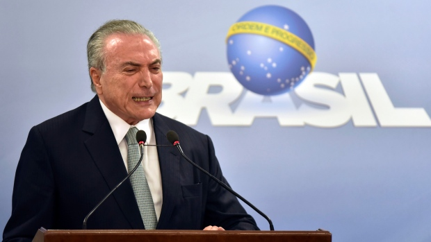 brazil Michel Temer