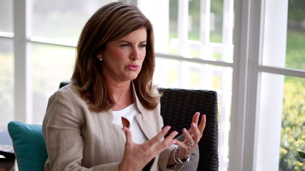 Conservative Interim Leader Rona Ambrose is shown during an interview with The Canadian Press in Ottawa, Thursday, May 18, 2017. THE CANADIAN PRESS/Fred Chartrand
