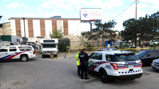 Woman dies in hospital after being found in west-end Toronto
