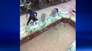 Police have released surveillance footage of Fairview heist on May 14, 2017.
