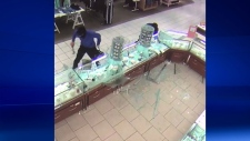 Police surveillance footage of Fairview