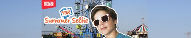 10k Summer Selfie