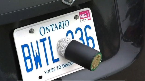 OPP testing new tracking technology