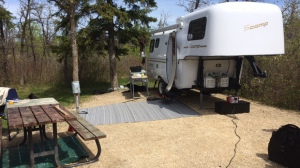 Provincial campsites