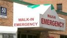 emergency room, hospital