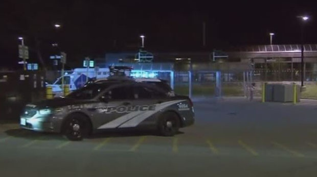 A police investigation has disrupted GO train service on the Lakeshore East line after a pedestrian was fatally struck by a VIA Rail train on Friday night. (CP24)