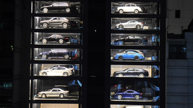 Singapore Car Vending Machine Dispenses With Tradition Ctv News