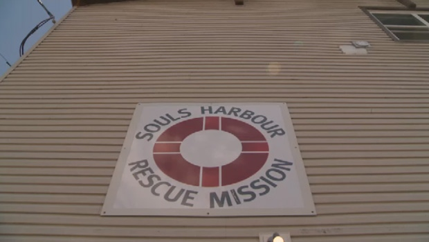 Souls Harbour Rescue Mission is seen in Halifax on Friday, May 19, 2017.