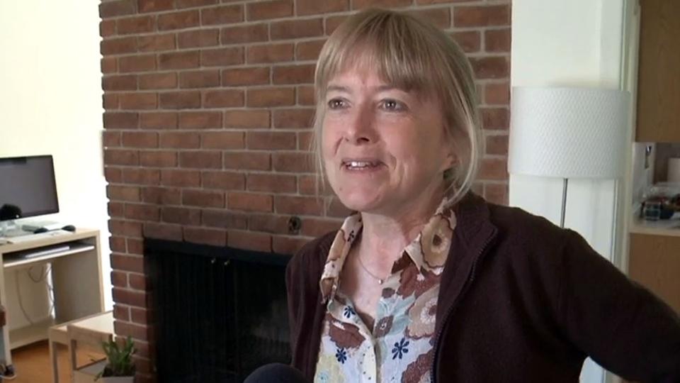 Jane Gardner visits her childhood home in Ottawa.