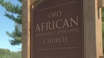 CTV Barrie:  Oro African Church
