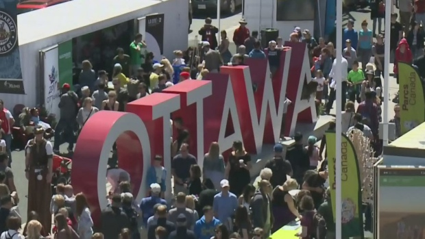 CTV Ottawa: Inspiration Village is open for visito