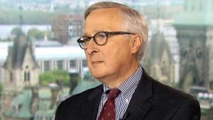 Former CSIS director Richard Fadden speaks to CTV's Question Period host Evan Solomon.