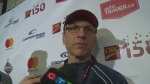 Windsor Spitfires coach Rocky Thompson