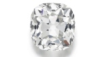 The large 26.27 karat diamond. (Sotheby's via AP)