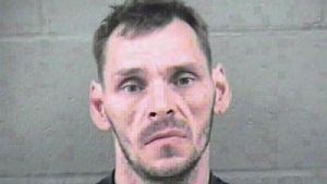 Allan Schoenborn is shown in an undated RCMP handout photo. (THE CANADIAN PRESS/HO BC RCMP)