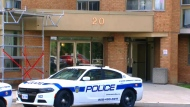 Homicide detectives have taken over an investigation into the suspicious death of a woman at an apartment in Mississauga.