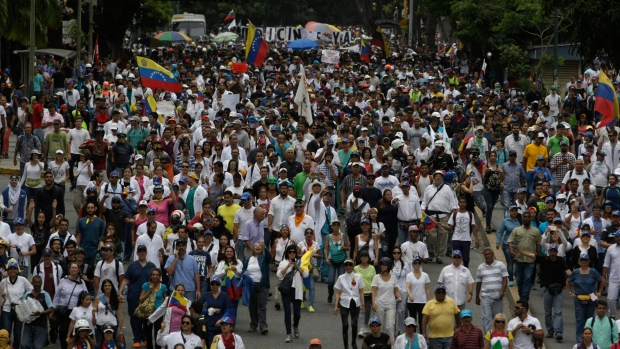 Venezuelan President launches constitution overhaul as unrest spreads