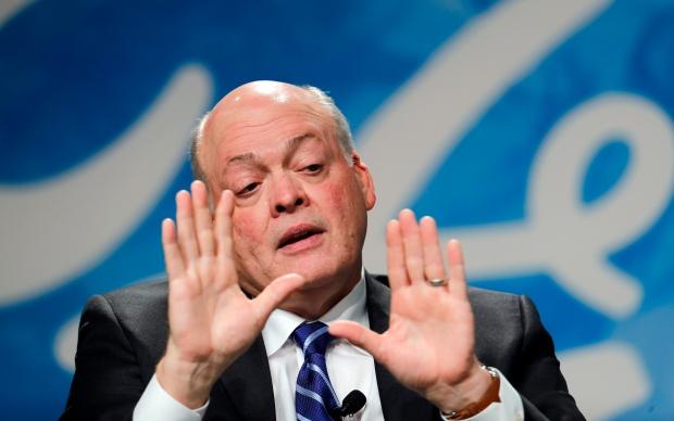 Ford Motor Company CEO Jim Hackett