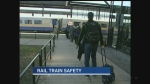 Windsor elementary students learn about rail safety