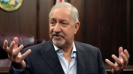 In this Sept. 2, 2016, photo, attorney Mark Geragos talks to the media during a news conference in downtown Los Angeles. (AP / Richard Vogel)
