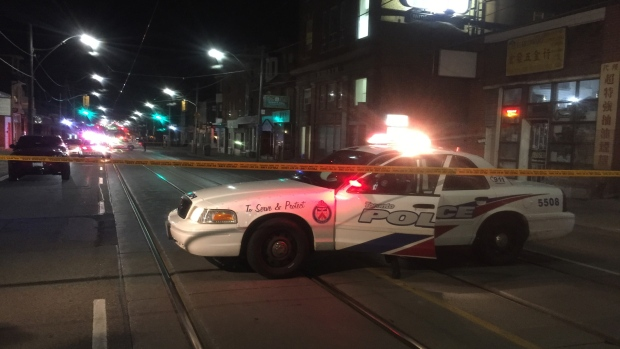 Two people dead after shooting in east end Toronto