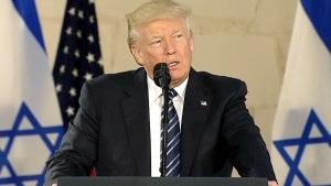Extended: Donald Trump speaks in Jerusalem