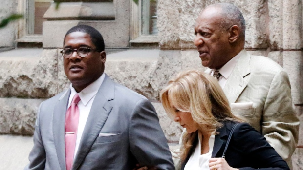 2 white men, white woman are 1st picks for Bill Cosby jury