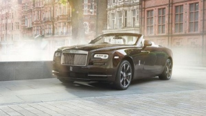 Rolls-Royce Dawn Mayfair Edition (Courtesy of Rolls Royce)
