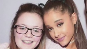 Georgina Callandar, who met Ariana Grande in 2015, died in the bombing at Manchester Arena on May 22, 2017. (Source/Instagram)