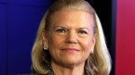 In this Thursday, April 30, 2015, file photo, IBM CEO Virginia Rometty participates in a news conference at IBM Watson headquarters, in New York. Rometty was one of the highest paid CEOs in 2016, according to a study carried out by executive compensation data firm Equilar and The Associated Press. (AP Photo/Richard Drew, File)