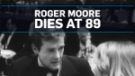 Sir Roger Moore dies at the age of 89