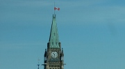CTV News Channel: Peace Tower flag lowered