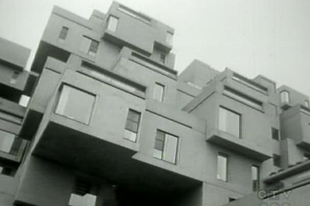 Habitat '67. (Mar. 27, 2009)