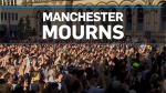Manchester holds vigil for bombing victims