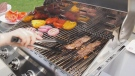 grill testing