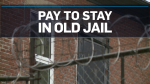 Retiree turns old jail into unique Airbnb