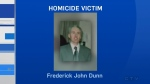 Homicide victim