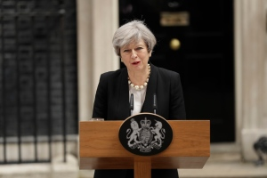 'A further attack may be imminent': British PM
