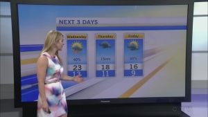 CTV Morning Live Weather May 24
