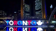 toronto sign, manchester attack