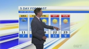 Forecast: Wind warning in place for Calgary