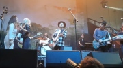 Broken Social Scene performs with Johnny Marr