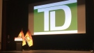 A new TD Canada call centre coming to Moncton will create 575 jobs, according to the New Brunswick government.
