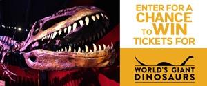 World's Giant Dinosaurs May Rotator