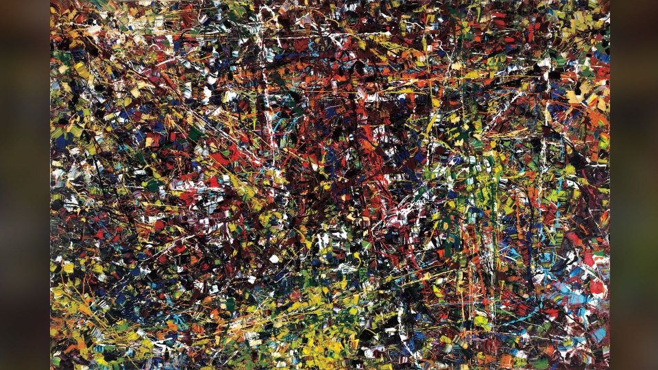 Jean Paul Riopelle Painting Sells For More Than 7 4m